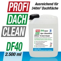 Profidachclean DF40 2500 ml